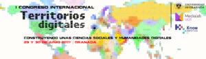 """Más información sobre Publicación de las monografías del """"I Congreso Internacional de Territorios Digitales"""""""