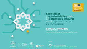 Más información sobre Encuentro Estrategias y oportunidades para el patrimonio cultural en el Espacio Europeo de Investigación