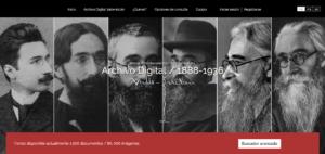 Más información sobre Archivo digital Valle-Inclán