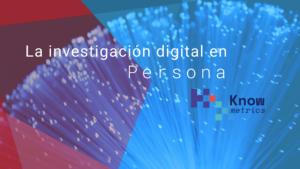 Más información sobre La investigación digital en persona: Javier Cantón, experto en socialización digital y creatividad audiovisual