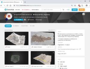 Más información sobre Portfolio 3D del Laboratorio del Arqueología del MHMLM