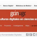 Más información sobre GrinUGR – Colaboratorio sobre culturas digitales en ciencias sociales y humanidades