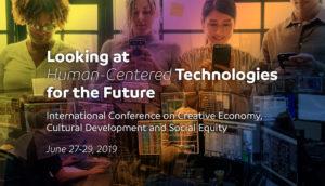 "Más información sobre Congreso Internacional ""Looking at human-centered technologies for the future"" (27-29 junio)"