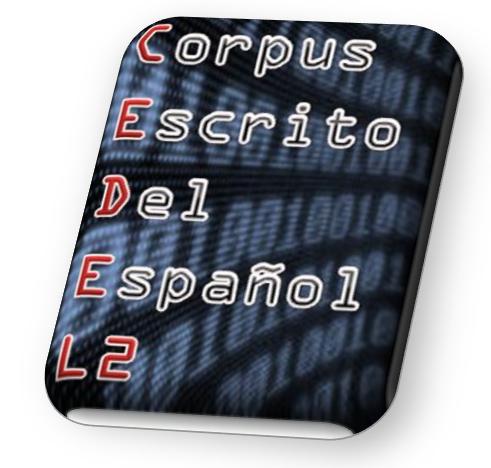 Imagen para el artefacto digital CEDEL2 (Corpus Escrito del Español como L2)