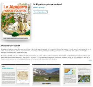 Más información sobre La Alpujarra paisaje cultural