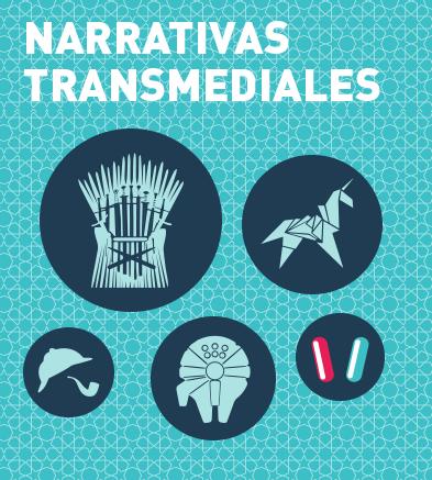 Imagen para el artefacto digital Catálogo— Narrativas Transmediales