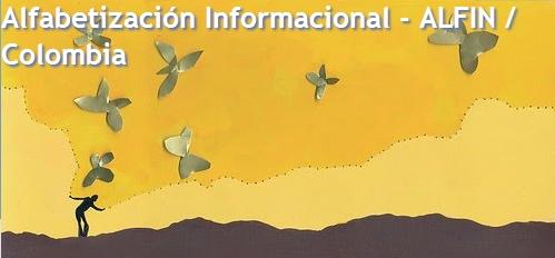 Imagen para el artefacto digital Blog Alfin Colombia