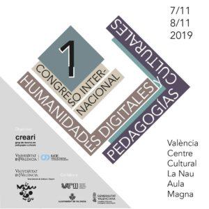 Más información sobre Red Knowmetrics en el I Congreso Internacional de Humanidades Digitales y Cultura Pedagógica