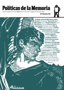 Más información sobre Políticas de la memoria. Anuario de Investigación del Centro de Documentación e Investigación de la Cultura de Izquierdas