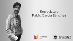 Más información sobre La investigación digital en persona: Pablo García, inteligencia artificialaplicada a videojuegos