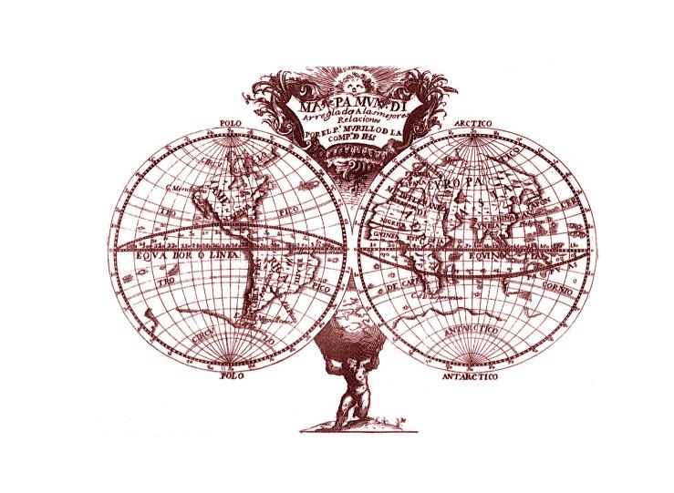 Imagen para el artefacto digital Geografía Intelectual de la Escuela Universalista: