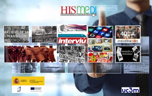 Imagen para el artefacto digital Hismedi-Transición a la Democracia