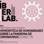 Más información sobre COVID-TECA de Humanidades sobre la pandemia de coronavirus