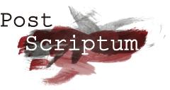 Más información sobre Post Scriptum. A Digital Archive of Ordinary Writing