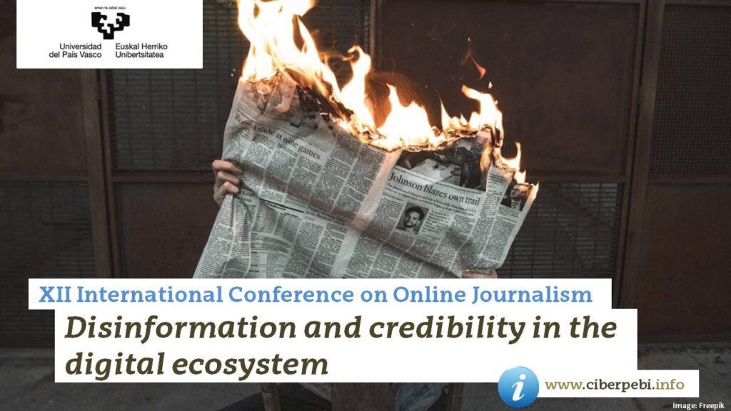 Imagen para el artefacto digital Congreso Internacional de Ciberperiodismo