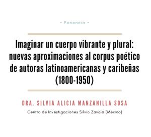 Más información sobre Presentación/ponencia sobre el corpus poético de latinoamericanas y caribeñas e Hybris (Perú, junio 2021)